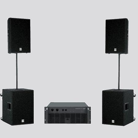 Verhuur Dynacord Powermax XA2600