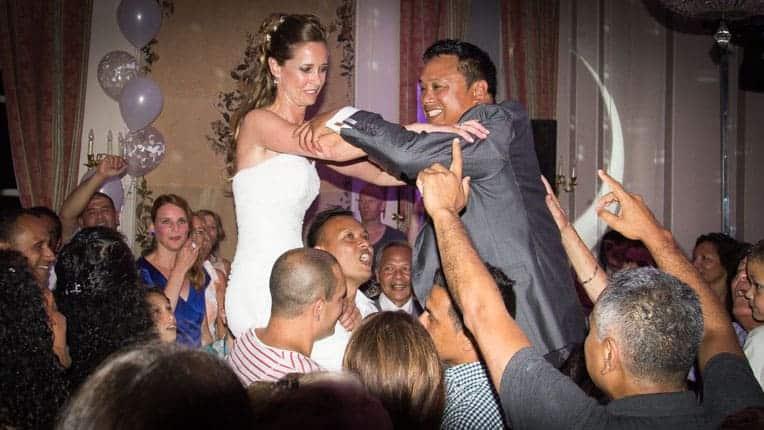 Bruiloft marquette heemskerk