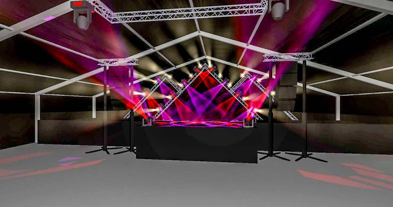 lichtshow en 3d ontwerp celebrationevents. Black Bedroom Furniture Sets. Home Design Ideas