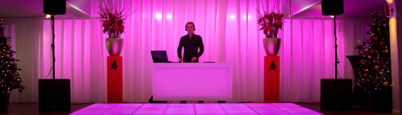 Verhuur DJ Booth Basic