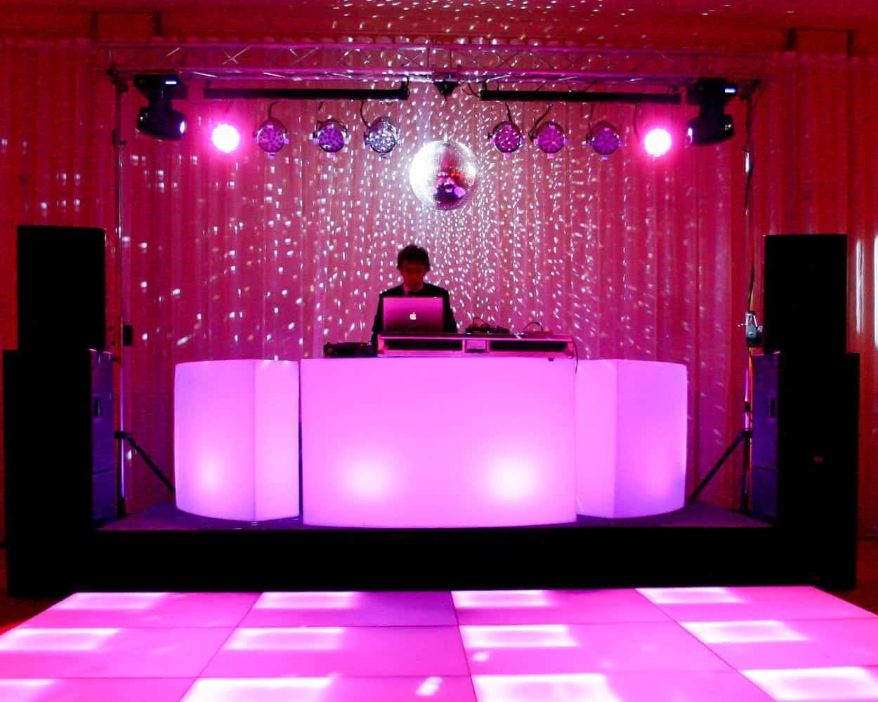 DJ EQUIPMENT RENTAL NY