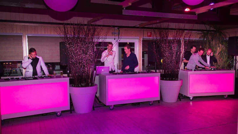 DJ workshop personeelsfeest