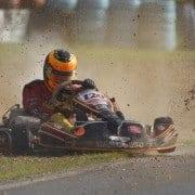 Geluidverzorging tijdens kartraces