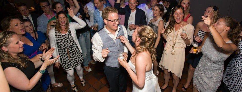Reactie Bruiloft Koster Beverwijk Maarten en Monika