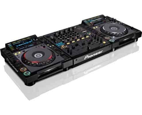 Verhuur DJ Apparatuur