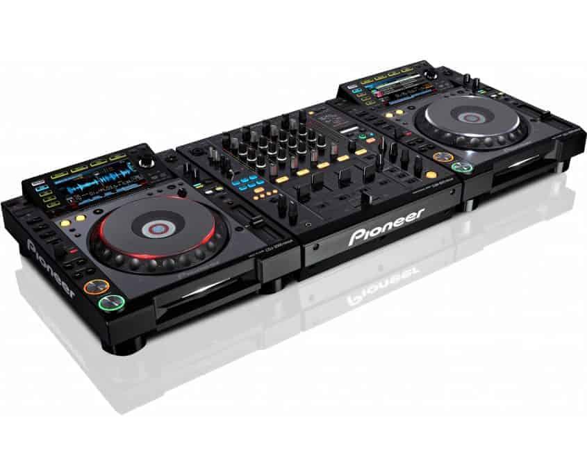 DJ set huren