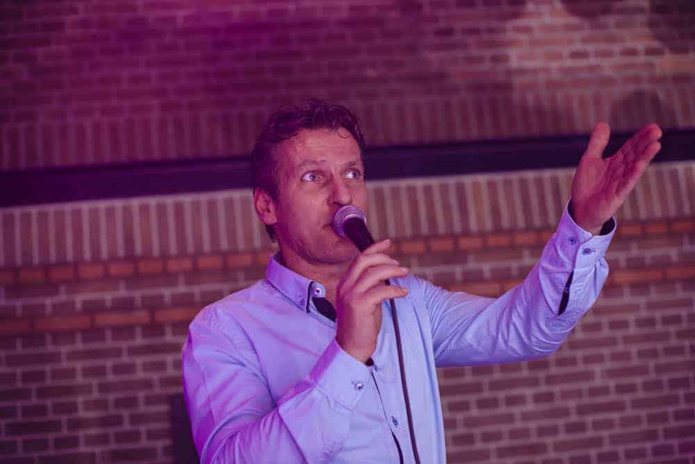 DJ Gilbert, bruiloft De Remise Den Haag 2013 (3)