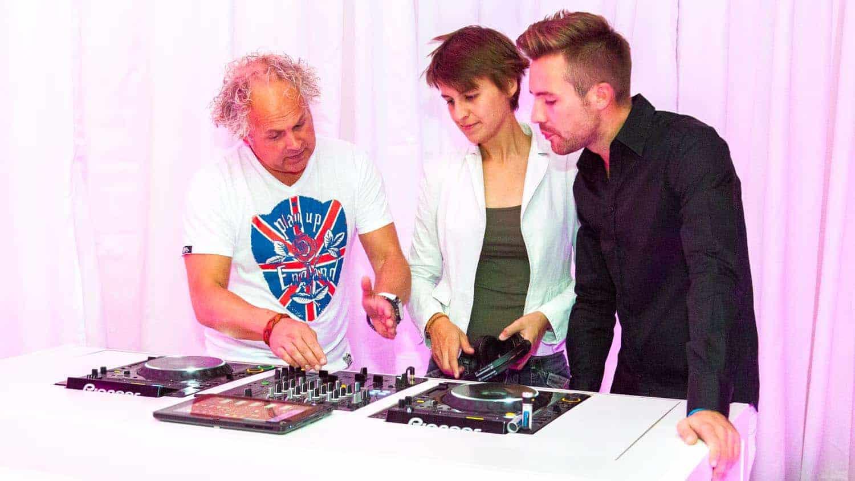DJ Cursus op locatie