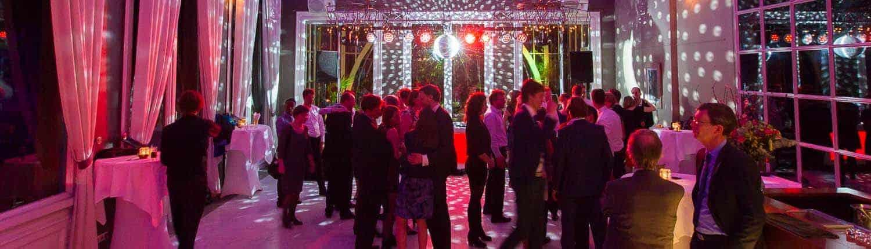 Orangerie Elswout bruiloft met DJ