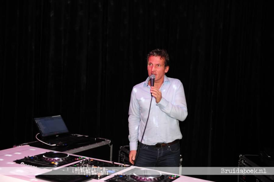 Bruiloft DJ Gilbert bij Te Werve