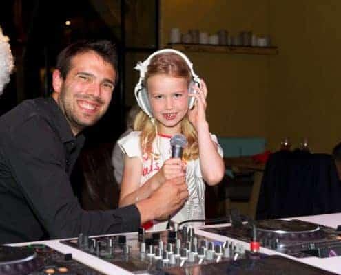 DJ Jim / Bruiloft SunSeaBar Wijk aan Zee