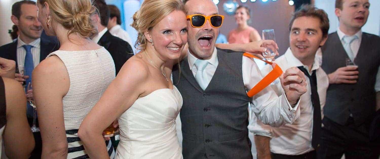 Bruiloft en huwelijksfeest bij Duin en Kruidberg