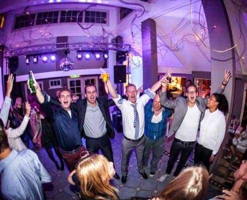 Bruilofts feest Stephan & Lianne Alfreds Diner