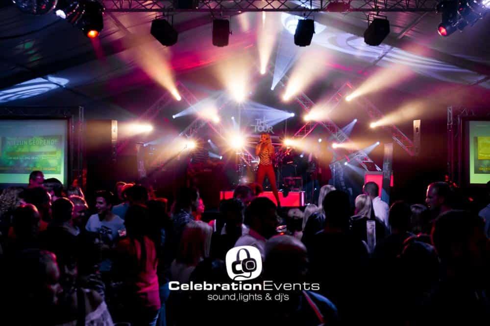 Licht en geluidstechniek Meifestival
