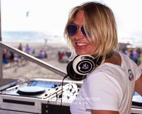Paal 3 festival met DJ Sofie