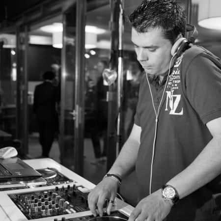 Allround DJ Martijn