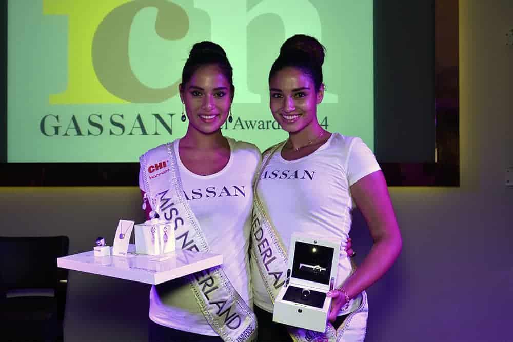 Gassan Jewel Adwards Amsterdam 2014