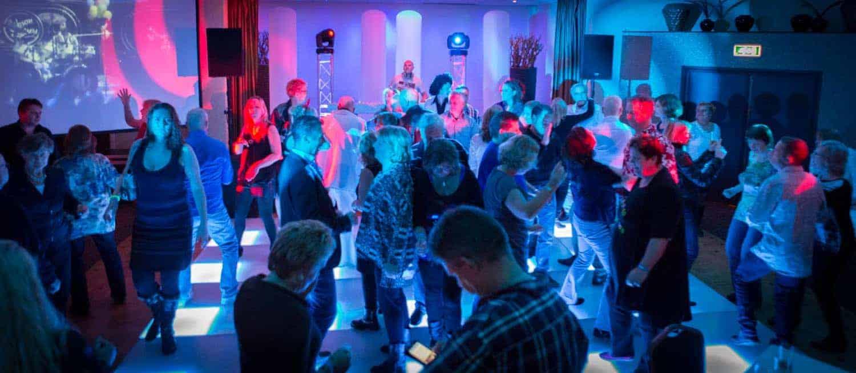 80-90 party Zoete inval Haarlem