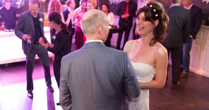 Huwelijksfeest bij de Nonnerie in Maarssen met DJ Philppe