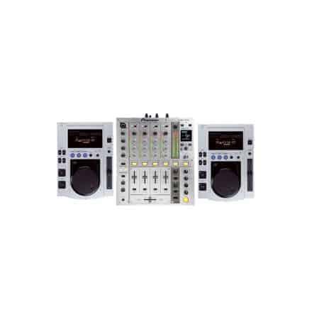 Pioneer DJ set huren CDJ1000 DJM700