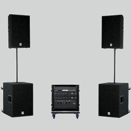 Audio apparatuur