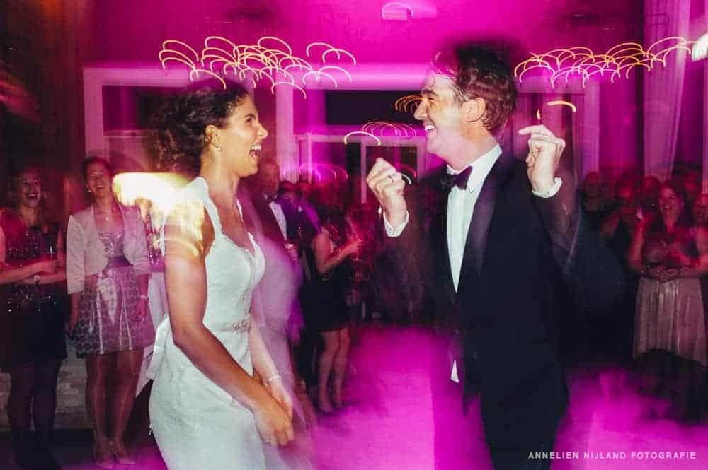 Huwelijksfeest met DJ bij Orangerie elswout