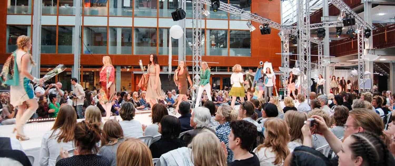 Modeshow organiseren