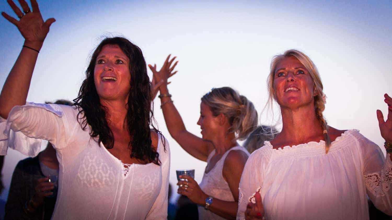 Ibiza themafeest