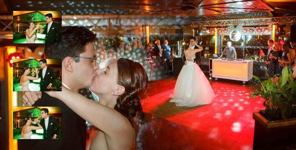 Bruiloft Kalkovens huizen Gino