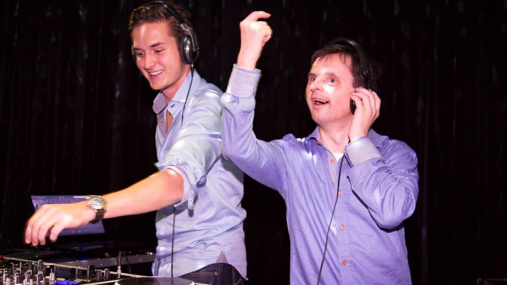 Bruiloft met DJ bij ter Werve in Rijswijk