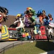 Geluidsinstallatie carnaval