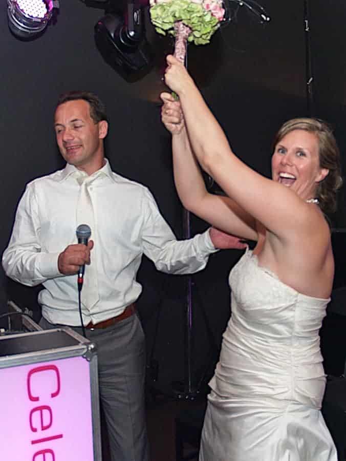 Huwelijksfeest met DJ - Oude Slot Heemstede