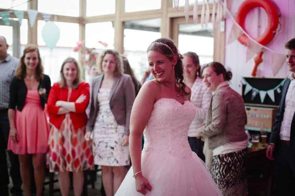 Bruiloft Strandpaviljoen de Kust wijk aan zee