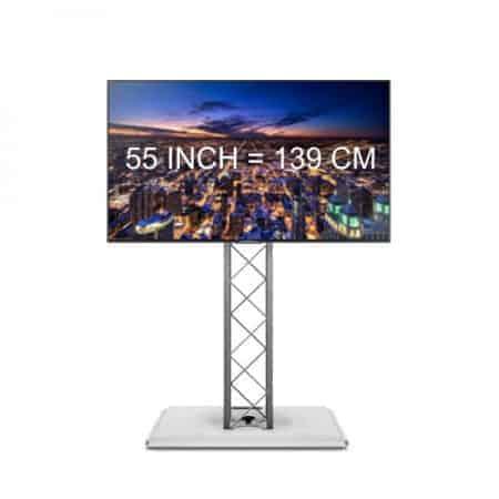 55 inch 4k tv huren