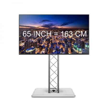 65 inch 4k tv huren