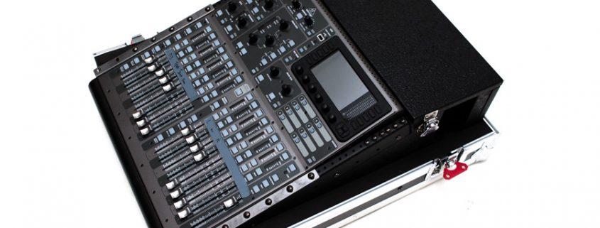 Verhuur van digitale audio mixer behringer X32