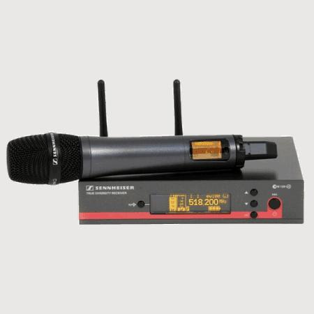 Sennheiser E935 draadloze microfoon