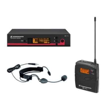Sennheiser Ew152g3 draadloze Headset microfoon