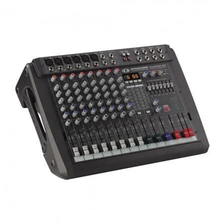 Verhuur Dynacord powermate 600 audiomixer
