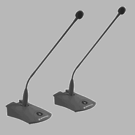 Verhuur Katheder microfoon sennheiser ME35