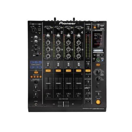 Verhuur Pioneer djm 900 nexus mixer