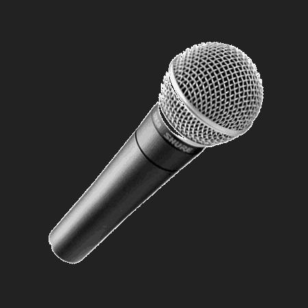 Verhuur Shure SM85 microfoon