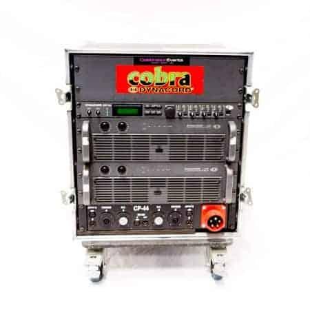 Versterker rack Dynacord L2400