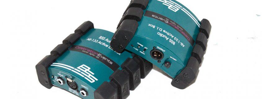 BSS DI box AR133