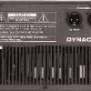 Verhuur Dyncord S1200 versterker achterzijde