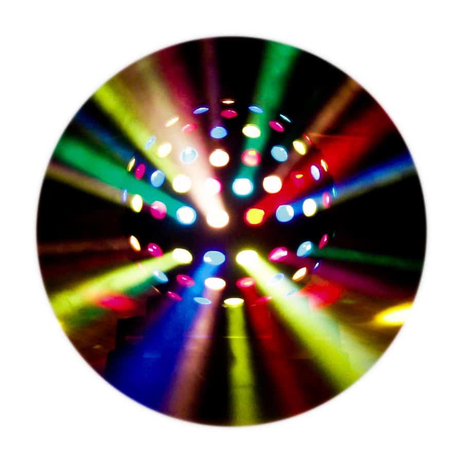 disco verlichting huren voor jullie feest of evenement led spots vanaf 7