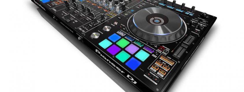 Verhuur DJ Controller pioneer