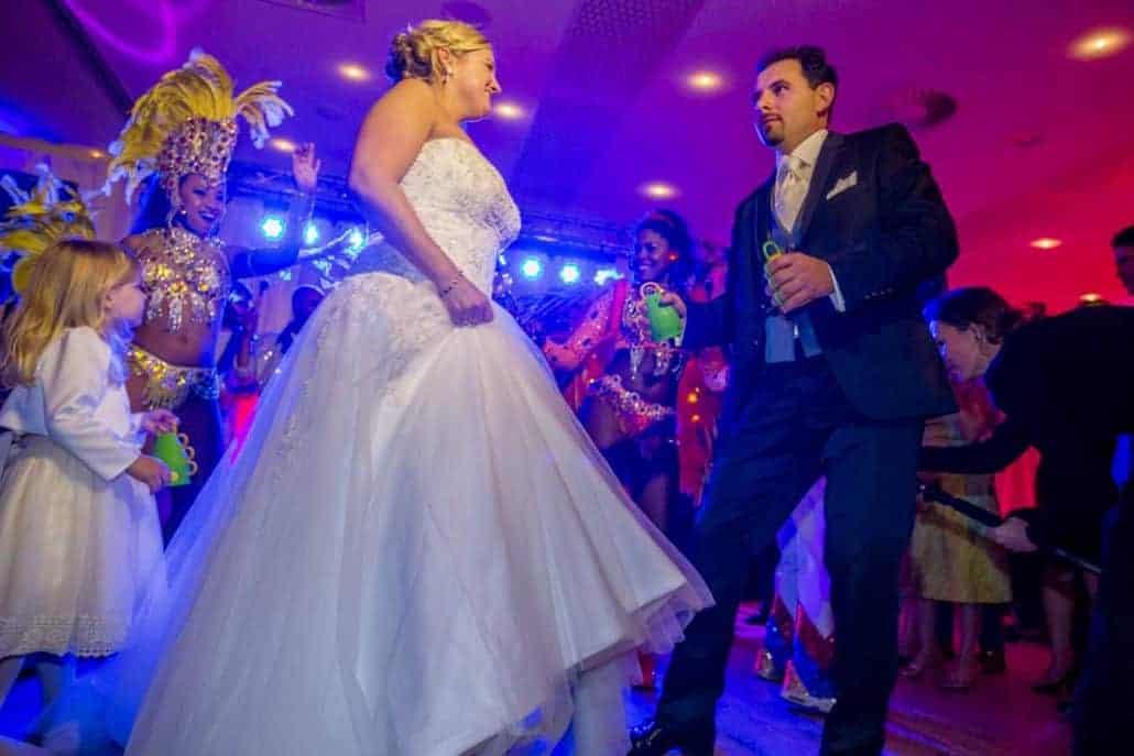 Amerikaanse bruiloft Duin en Kruidberg