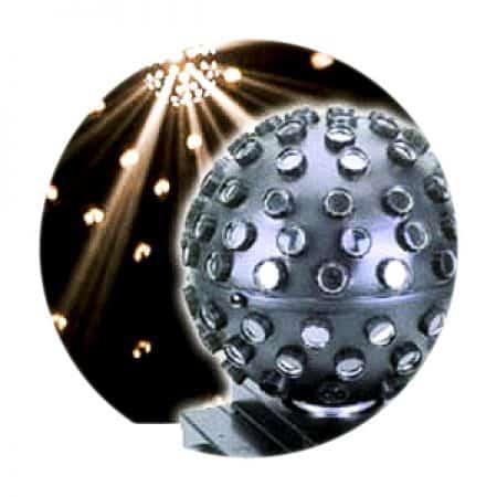 Spiegelbol lichteffect worldstar