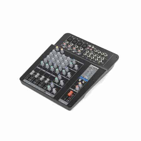 Verhuur Samson Mixpad MXP124 mengpaneel